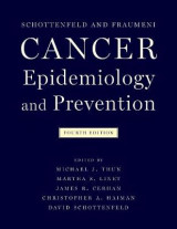 Omslag - Cancer Epidemiology and Prevention