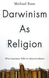 Omslag - Darwinism as Religion