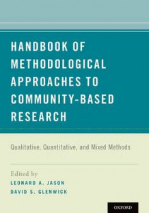 Handbook of Methodological Approaches to Community-Based Research (Heftet)