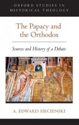Omslag - The Papacy and the Orthodox
