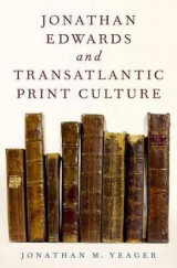Omslag - Jonathan Edwards and Transatlantic Print Culture