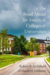 Omslag - The Road Ahead for America's Colleges and Universities