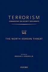 Omslag - TERRORISM: COMMENTARY ON SECURITY DOCUMENTS VOLUME 145