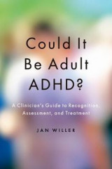 Omslag - Could it be Adult ADHD?