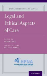 Omslag - Legal and Ethical Aspects of Care