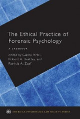 Omslag - The Ethical Practice of Forensic Psychology