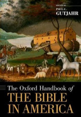 Omslag - The Oxford Handbook of the Bible in America