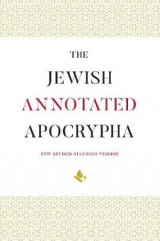 Omslag - The Jewish Annotated Apocrypha