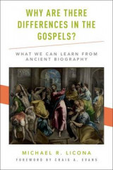 Omslag - Why are There Differences in the Gospels?