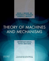 Omslag - Theory of Machines and Mechanisms