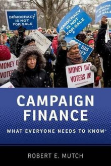 Campaign Finance av Robert E. Mutch (Innbundet)