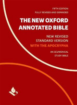 Omslag - The New Oxford Annotated Bible with Apocrypha