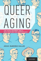Omslag - Queer Aging