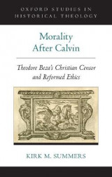 Omslag - Morality After Calvin