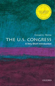 The U.S. Congress: A Very Short Introduction av Donald A. Ritchie (Heftet)