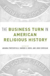 Omslag - The Business Turn in American Religious History