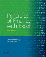 Omslag - Principles of Finance Wtih Excel