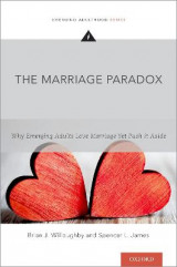 Omslag - The Marriage Paradox