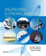 Omslag - Engineering Economic Analysis