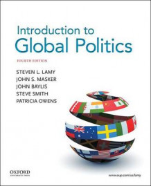 Intro to Global Politics Brief av Steven Lamy og John Masker (Heftet)