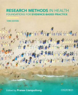 Omslag - Research Methods in Health