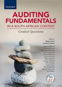Auditing Fundamentals in a South African Context (Heftet)