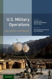 U.S. Military Operations av General Stanley A. McChrystal (Heftet)