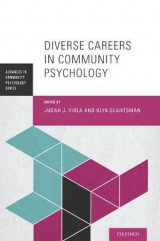 Omslag - Diverse Careers in Community Psychology