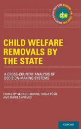 Omslag - Child Welfare Removals by the State