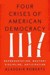 Omslag - Four Crises of American Democracy