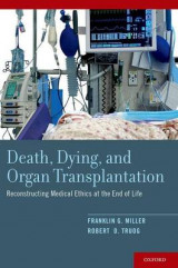 Omslag - Death, Dying, and Organ Transplantation