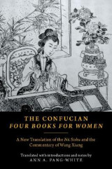 Omslag - The Confucian Four Books for Women