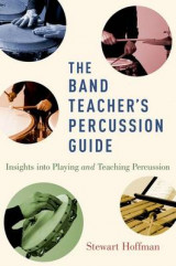 Omslag - The Band Teacher's Percussion Guide