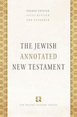 Omslag - The Jewish Annotated New Testament