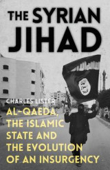 Omslag - The Syrian Jihad