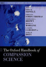 Omslag - The Oxford Handbook of Compassion Science