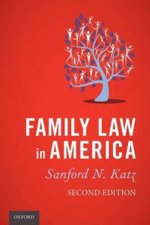 Family Law in America av Sanford N. Katz (Heftet)