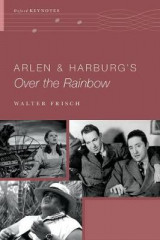 Omslag - Arlen and Harburg's Over the Rainbow