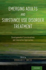 Omslag - Emerging Adults and Substance Use Disorder Treatment