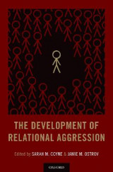 Omslag - The Development of Relational Aggression