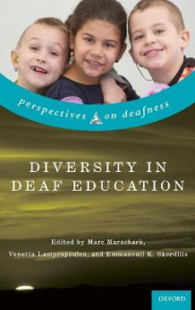 Diversity in Deaf Education (Innbundet)