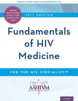 Omslag - Fundamentals of HIV Medicine