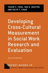 Omslag - Developing Cross-Cultural Measurement in Social Work Research and Evaluation