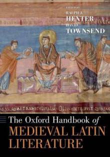 The Oxford Handbook of Medieval Latin Literature av Ralph Hexter og David Townsend (Heftet)