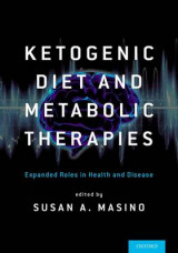 Omslag - Ketogenic Diet and Metabolic Therapies