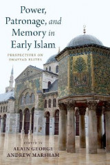 Omslag - Power, Patronage, and Memory in Early Islam
