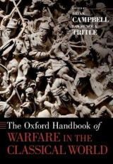 Omslag - The Oxford Handbook of Warfare in the Classical World