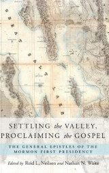 Omslag - Settling the Valley, Proclaiming the Gospel