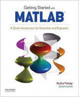 Omslag - Getting Started with MATLAB