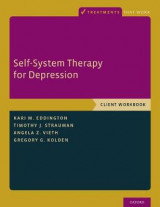 Omslag - Self-System Therapy for Depression